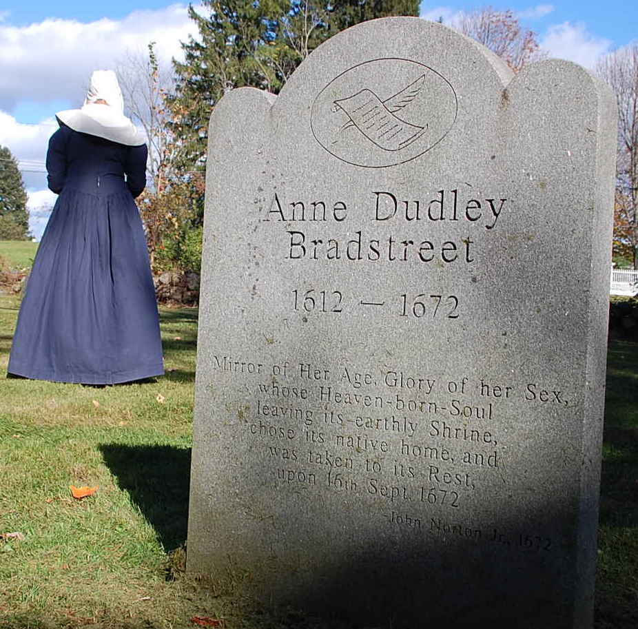 pdf file anne bradstreet the prologue Anne bradstreet (march 20, 1612 in the first stanza of the prologue she claims for my mean pen are too superior things referring to society's belief that she.